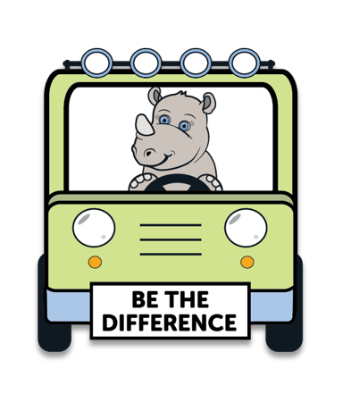 Be the Difference Safari Jeep