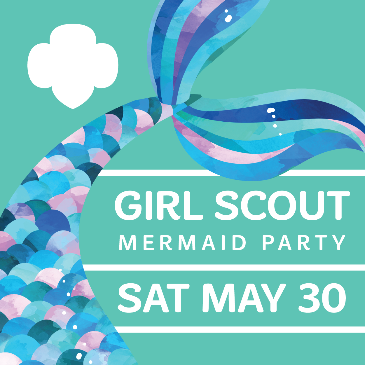 Mermaid Party_Post Graphic